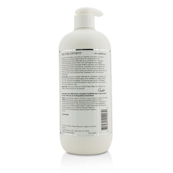 Curl Immersion Low-Lather Coconut Cleansing Conditioner (Kinky Curls)  500ml/16oz