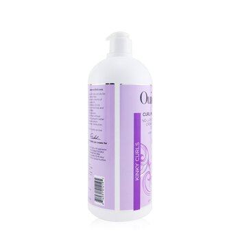Curl Immersion No-Lather Coconut Cream Cleansing Conditioner (Kinky Curls)  1000ml/33.8oz