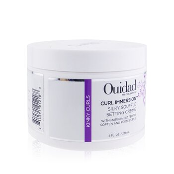 Curl Immersion Silky Souffle Setting Creme (Kinky Curls)  236ml/8oz