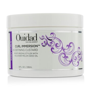 Curl Immersion Hi-Defining Custard (Kinky Curls)  236ml/8oz