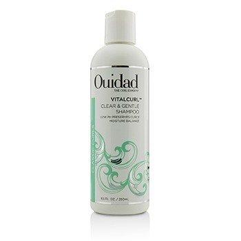 VitalCurl Clear & Gentle Shampoo (Classic Curls)  250ml/8.5oz