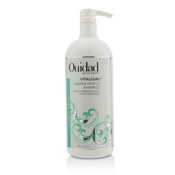 VitalCurl Clear & Gentle Shampoo (Classic Curls)  1000ml/33.8oz
