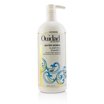 Water Works Clarifying Shampoo (Curl Essentials)  1000ml/33.8oz
