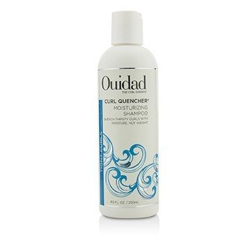 Curl Quencher Moisturizing Shampoo (Tight Curls)  250ml/8.5oz