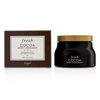 Cocoa Body Exfoliant  240g/8oz