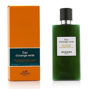 Hermes D'Orange Verte Loción Corporal Hidratante  200ml/6.5oz