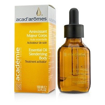 Academie Acad'Aromes Essential Oil Slenderizing Body  100ml/3.3oz