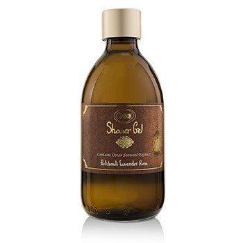 Shower Gel - Patchouli Lavender Rose 300ml/10.5oz