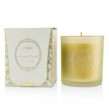 Glass Candles - Sweet Vanilla  250ml/8.79oz