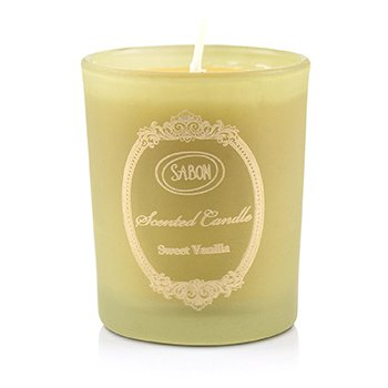 Glass Candles - Sweet Vanilla  60ml/2oz