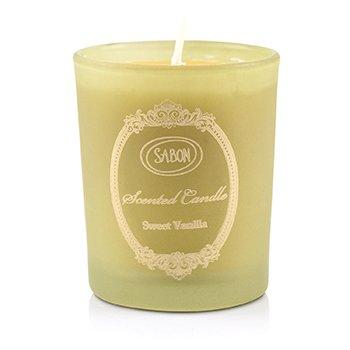 Glass Candles - Sweet Vanilla 60ml/2oz