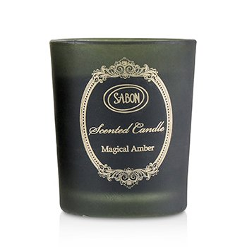 Glass Candles - Magical Amber  60ml/2oz