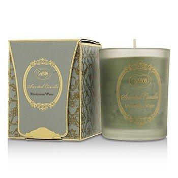 Sabon Glass Candles - Mysterious Water  60ml/2oz