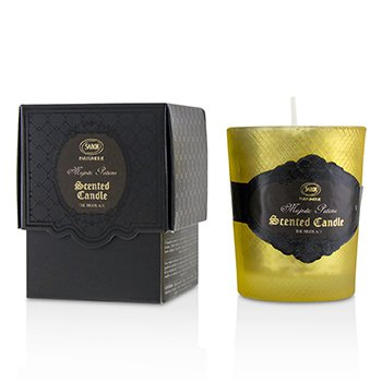 Luxury Glass Candle - Fireplace  150ml/5oz