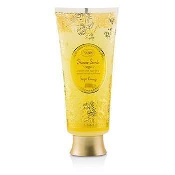 Shower Scrub - Ginger Orange  280g/9.8oz