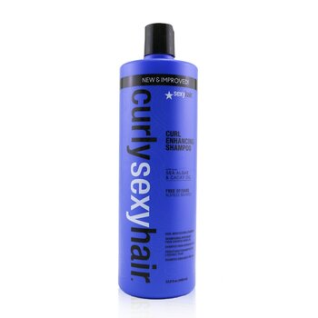 Sexy Hair Concepts Curly Sexy Hair Curl Enhancing Shampoo  1000ml/33.8oz
