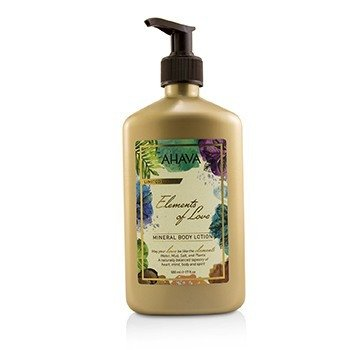 Elements Of Love Mineral Body Lotion (Limited Edition)  500ml/17oz