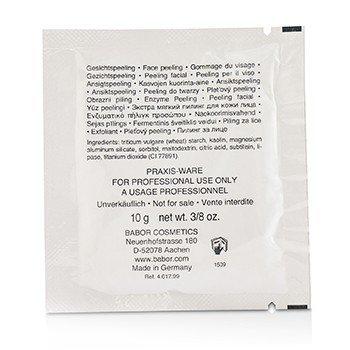去角質洗面乳-營業用 Cleansing CP Enzyme Peeling  10x10g/0.3oz