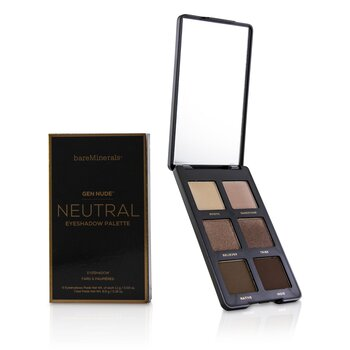 Gen Nude Eye Shadow Palette   6x1.1g/0.03oz