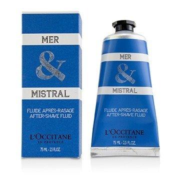 Mer & Mistral After-Shave Fluid  75ml/2.5oz