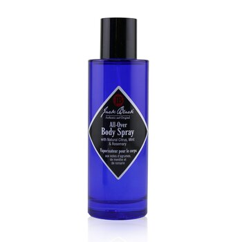 傑克布萊克 Jack Black All-Over Body Spray with Natural Citrus, Mint & Rosemary  100ml/3.4oz