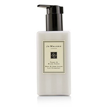 Peony & Blush Suede Body & Hand Lotion (With Pump)  250ml/8.5oz