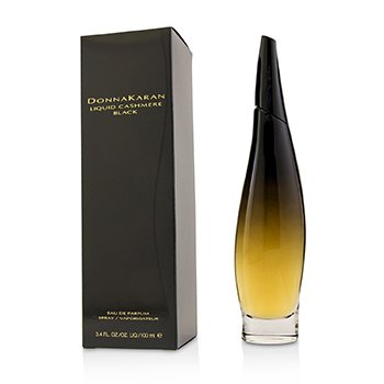 Donna Karan Liquid Cashmere Black Eau De Parfum Spray  100ml/3.4oz