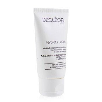 Hydra Floral Neroli & Moringa Anti-Pollution Hydrating Gel-Cream - Normal to Combination Skin (Salon Product)  50ml/1.7oz