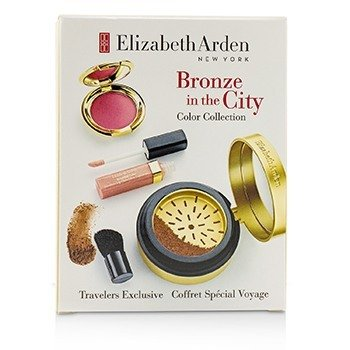 Bronze In The City Color Collection  4pcs