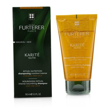 Karite Nutri Nourishing Ritual Intense Nourishing Shampoo (Very Dry Hair)  150ml/5oz