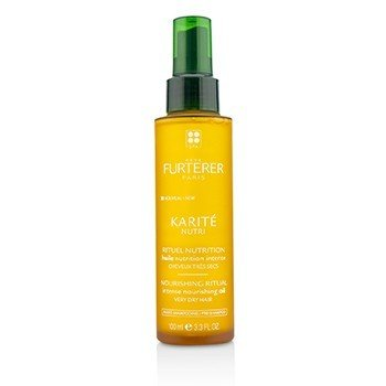 Karite Nutri Nourishing Ritual Intense Nourishing Oil (Very Dry Hair)  100ml/3.3oz