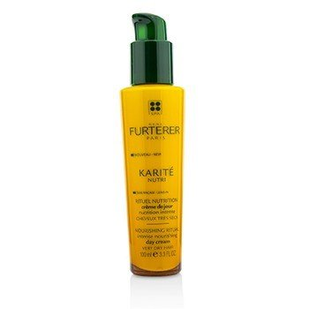 Karite Nutri Nourishing Ritual Intense Nourishing Day Cream (Very Dry Hair)  100ml/3.3oz