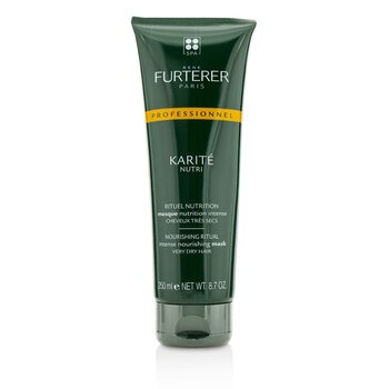 Rene Furterer Karite Nutri Nourishing Ritual Intense Nourishing Mask - Very Dry Hair (Salon Product)  250ml/8.7oz