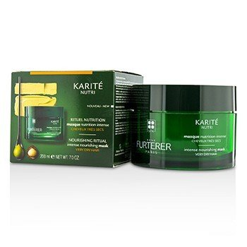 Karite Nutri Nourishing Ritual Intense Nourishing Mask (Very Dry Hair)  200ml/7oz
