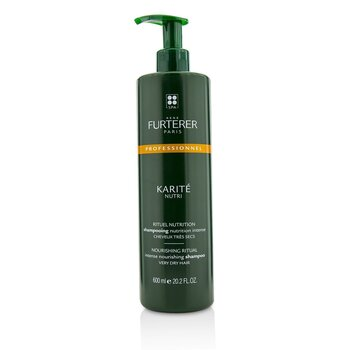 Karite Nutri Nourishing Ritual Intense Nourishing Shampoo - Very Dry Hair (Salon Product)  600ml/20.2oz