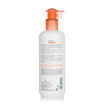 TriXera Nutrition Nutri-Fluid Face & Body Lotion - For Dry Sensitive Skin  400ml/13.5oz
