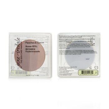 Peaches & Cream Bronzer Refill  8.5g/0.3oz