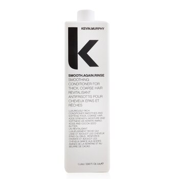 Smooth.Again.Rinse (Smoothing Conditioner - For Thick, Coarse Hair)  1000ml/33.8oz
