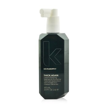 Thick.Again (Leave-In Thickening Treatment - For Thinning Hair)  100ml/3.4oz