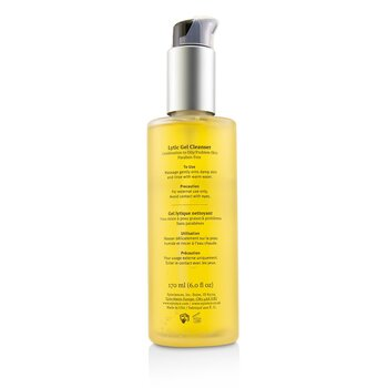 Lytic Gel Cleanser - For Combination to Oily/ Problem Skin  170ml/6oz