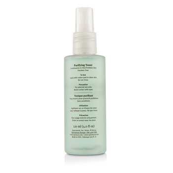 Purifying Toner - For Combination to Oily/ Problem Skin  120ml/4oz