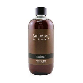 Natural Fragrance Diffuser Refill - Sandalo Bergamotto  500ml/16.7oz