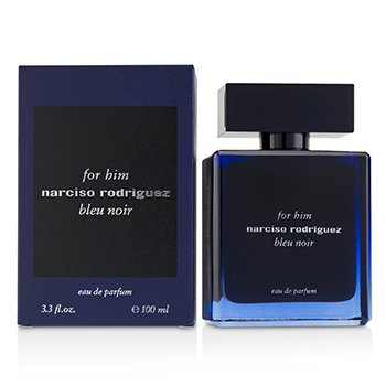 For Him Bleu Noir Eau De Parfum Spray  100ml/3.4oz