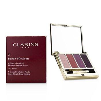 4 Colour Eyeshadow Palette (Smoothing & Long Lasting)  6.9g/0.2oz