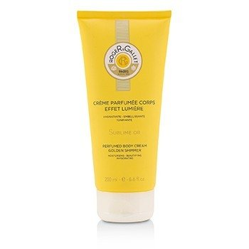 Roge & Gallet Sublime Or Crema Corporal Perfumada  200ml/6.6oz