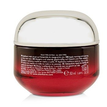Blue Therapy Red Algae Uplift Visible Aging Repair Firming Rosy Cream - All Skin Types  50ml/1.69oz