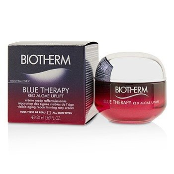Biotherm Blue Therapy Red Algae Uplift Visible Aging Repair Firming Rosy Cream - All Skin Types  50ml/1.69oz
