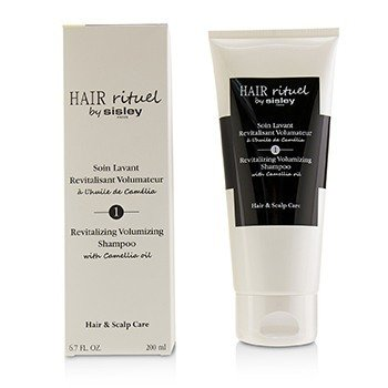 Hair Rituel by Sisley Revitalizing Volumizing Shampoo with Camellia Oil  200ml/6.7oz