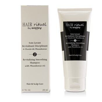 Hair Rituel by Sisley Revitalizing Smoothing Shampoo with Macadamia Oil  200ml/6.7oz