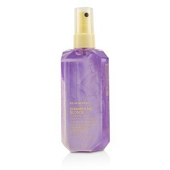 Shimmer.Me Blonde (Repairing Shine Treatment - For Blondes)  100ml/3.4oz
